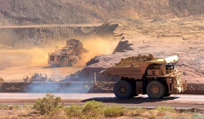 خبر خوش برای سنگ آهنی ها: خیز شدید قیمت