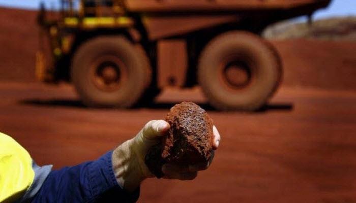 افزایش تقاضای سنگآهن در بازار داخلی