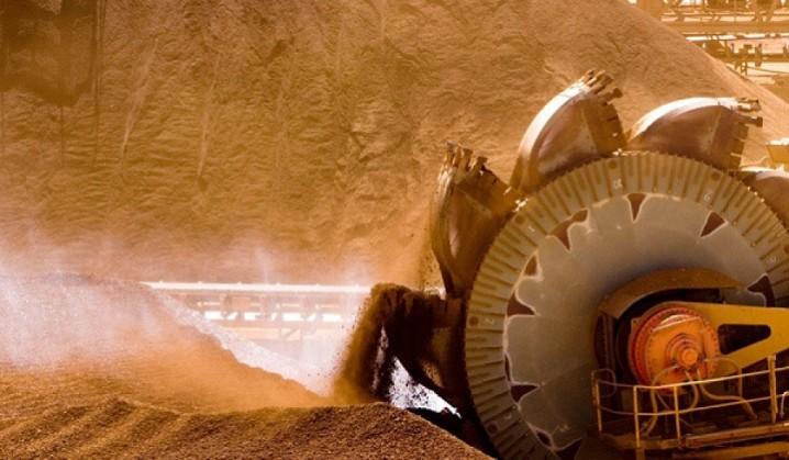 سنگآهن تا دهه فجر در بورس کالا عرضه میشود