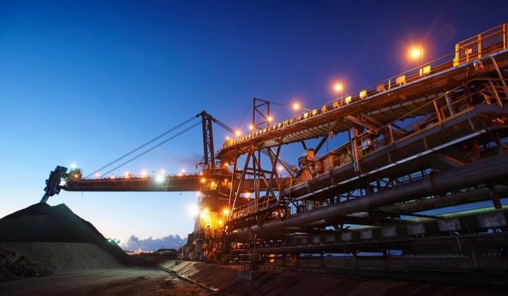 حمایت از فناوریهای موثر در توسعه اکتشافات معدنی