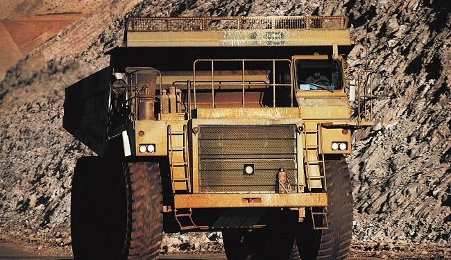 ایران صادرات سنگ آهن خود را متوقف خواهد کرد
