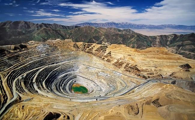 معدنکاری در عصر یخبندان | سعید صمدی