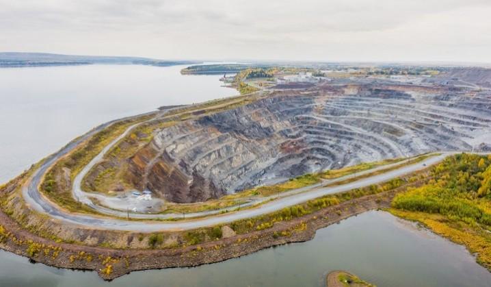 بحران آب و الگویی برای مکان یابی کارخانه های فرآوری مواد معدنی