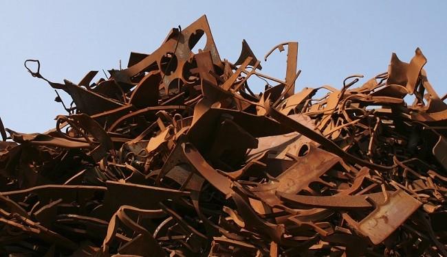 ترکیه از قراضه، 13 میلیارد دلار فولاد صادر کرد