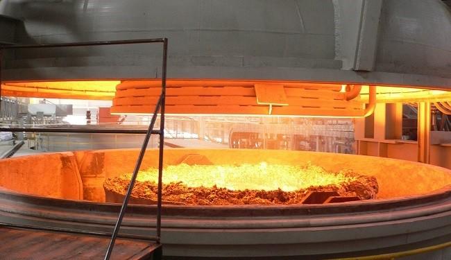 امکان کاهش مصرف مواد نسوز فولاد مبارکه با نانوتکنولوژی
