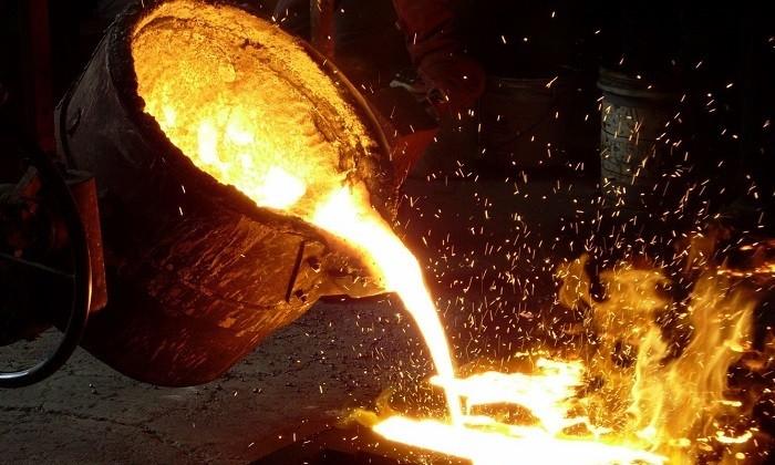 کاهش تولید فولاد در بزرگترین استان فولادی چین