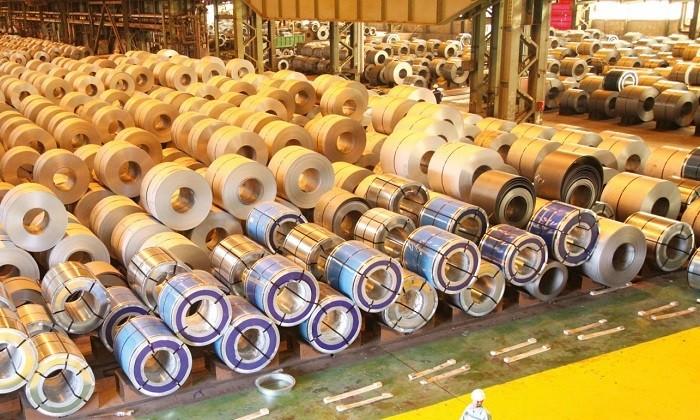 صادرات محصولات ارزان قیمت فولاد از چین به امریکا