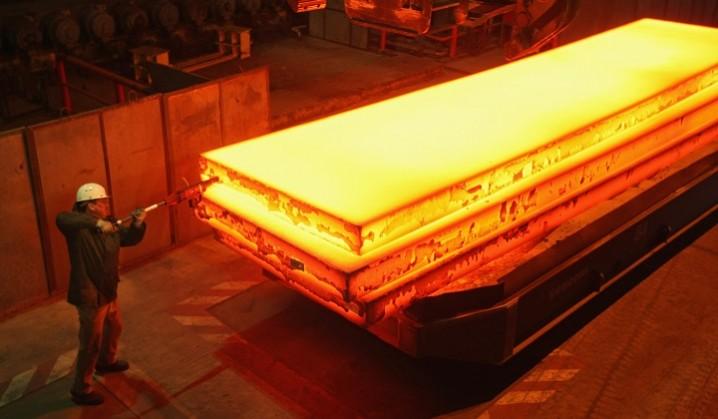 ادامه روند کاهشی تولید فولاد چین