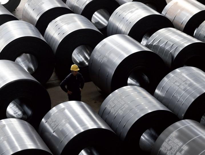صنعت فولاد ایران در یک نگاه سارا اصغری