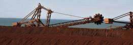 سنگآهن ایران در محدوده 43 دلار ایستاد