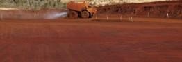 توليد بيش از ۳۲۱ هزار تن سنگ آهن دانه بندي شده