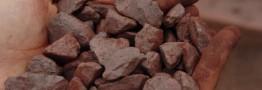 عرضه ۶۶ هزار تن سنگ آهن در تالار صادراتی