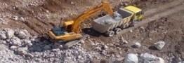 استخراج افزون بر یک میلیون و ۵۰۰ تن مواد معدنی در چهارمحال و بختیاری
