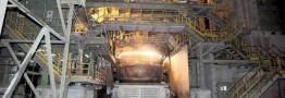 امکان انجام عملیات ثانویه بر روی ۱۵ ذوب؛ احداث و بهره برداری از کورۀ پاتیلی شمارۀ ۷ شرکت فولاد مبارکه