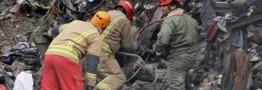 آتشنشانی که از معدن مس سونگون خود را به پلاسکو رساند
