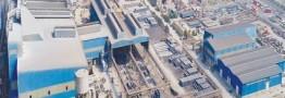 افزایش ۶درصدی تولید تختال در فولاد هرمزگان