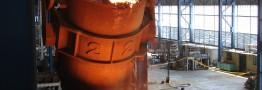 رشد 3.4 درصدی تولید فولاد ایران تا پایان آوریل 2015