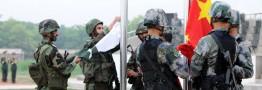 قانون جدید چین برای مبارزه با تروریسم