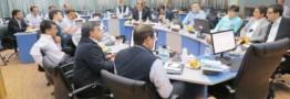 بازدید نمایندگان شرکت ژاپنی JFE از فولاد آلیاژی ایران