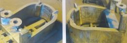 بومی سازی کلمپ الکترود کوره قوس الکتریکی