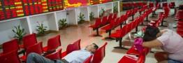 چین معاملاتش را متوقف کرد