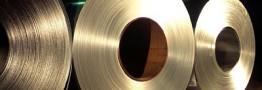 تولید فولاد خام ژاپن رو به بهبود