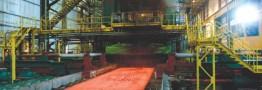 رشد دسته جمعی مصنوعات فولادی