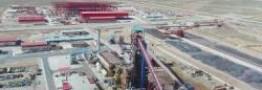 رکورد جدید تولید ماهانه آهن اسفنجی شرکت فولاد سفید دشت