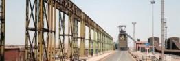 نخستین کارخانه گندله سازی شرق کشور به زودی راه اندازی میشود