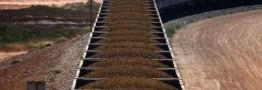 صادرات ۲ میلیون تن سنگ آهن از بورس کالا