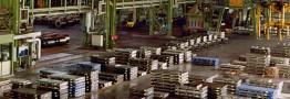 تولید ۱۶٫۸میلیون تن شمش فولاد