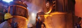افزایش تولید فولاد کاوه جنوب کیش