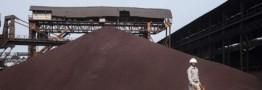 عرضه ۴۵ هزار تن سنگ آهن گل گهر در تالار صادراتی بورس کالا