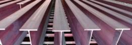 اولین محموله تیرآهن H۳۰ ذوب آهن اصفهان به خریدار تحویل داده شد