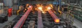 افزایش داد و ستد داخلی فولاد در حوزه آسه آن