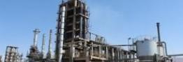 دبیر شورایعالی مناطق آزاد از کارخانه فولاد مکران چابهار بازدید کرد