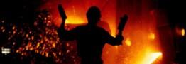 وقوع آتش سوزی در بزرگترین کارخانه تولید فولاد هند