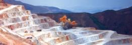 استخراج یک میلیون و ۵۰۰ تن مواد خام معدنی