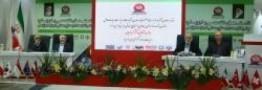 افتتاح سه کارخانه فرآوری سنگ آهن در سنگان توسط رئیس جمهور