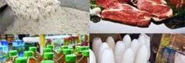 نرخ چهار گروه مواد خوراکی گران شد