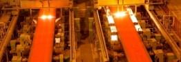 رکورد صادرات فولاد خوزستان شکسته شد