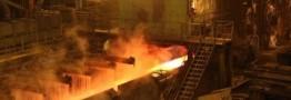 توليد فولاد صعودي است