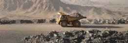 حجم استخراج سنگ آهن در سنگان افزایش یافت