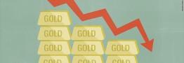 سرمایهگذاران از طلا دوری میکنند