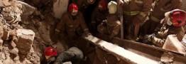 ریزش تونل کارگر معدن کرومیتِ منوجان را به کما برد