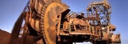 رکورد فروش سنگ آهن شرکت واله