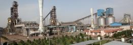 تولید کارخانه فولاد چهارمحال و بختیاری 90 درصد افزایش یافت