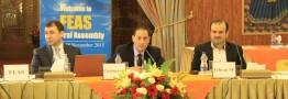 دومین روز کاری نشست سالانه فیاس(FEAS) در اصفهان برگزار شد