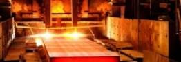 صادرات ۱.۱ میلیون تنی فولاد خوزستان در ۲۰۱۵