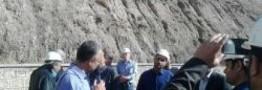 بازدید از دانشکده معدن و معادن زغالسنگ شاهرود؛ برنامه روز پنجم دوره آموزشی مدیریت ریسک